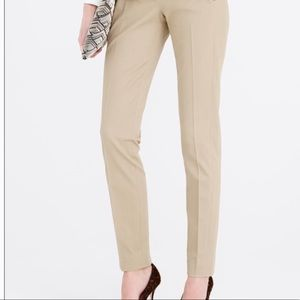 Must have! Beige, stretchy flattering pants